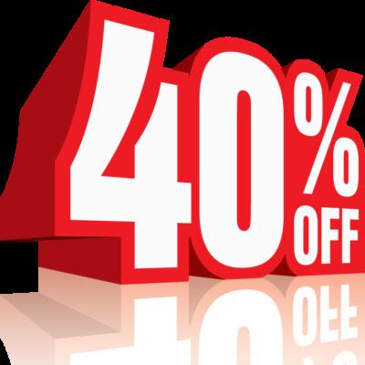 stock-40%